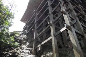 三佛寺文殊堂
