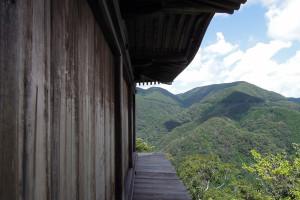 三佛寺地蔵堂