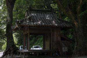 球磨村の建築