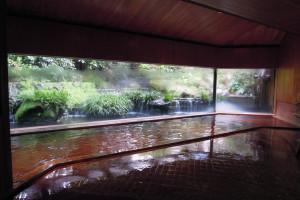 大正屋の浴場
