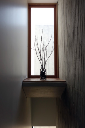 『津福今町の家』階段室